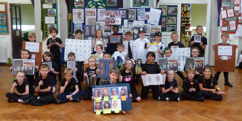 Well done 3A, a fantastic assembly!